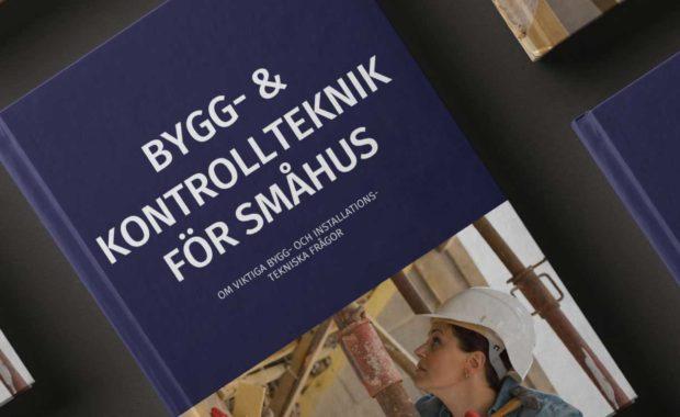 Boken Bygg- och kontrollteknik för småhus